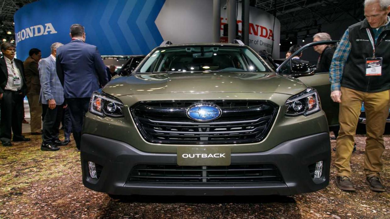 Performance 2022 Subaru Outback Exterior Colors