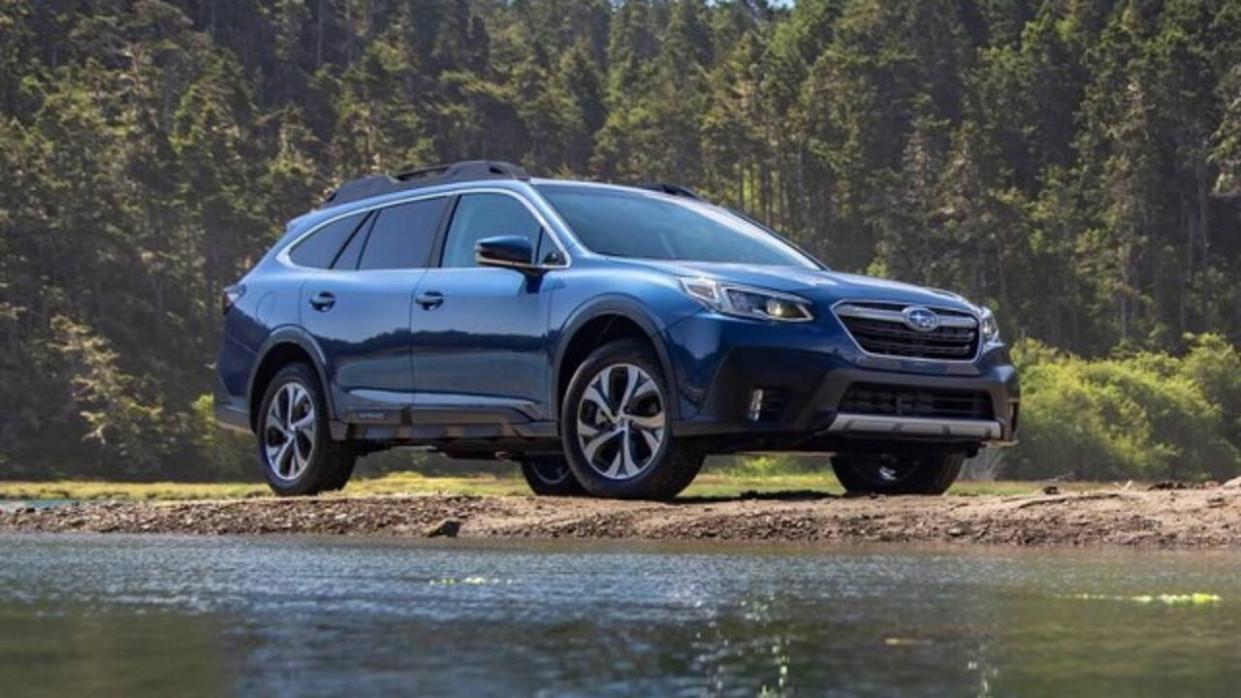 Concept 2022 Subaru Outback Release Date