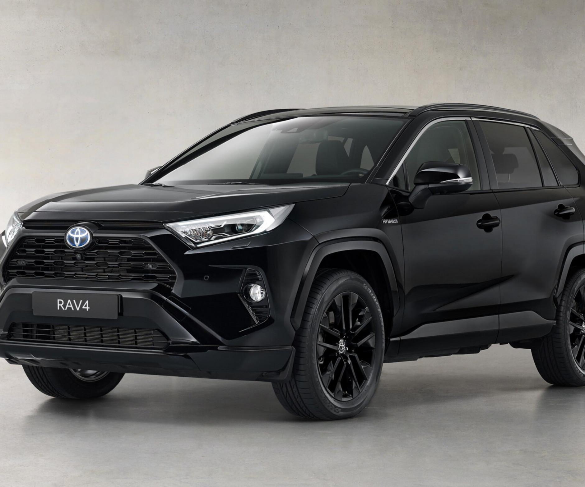 Concept 2022 Toyota RAV4