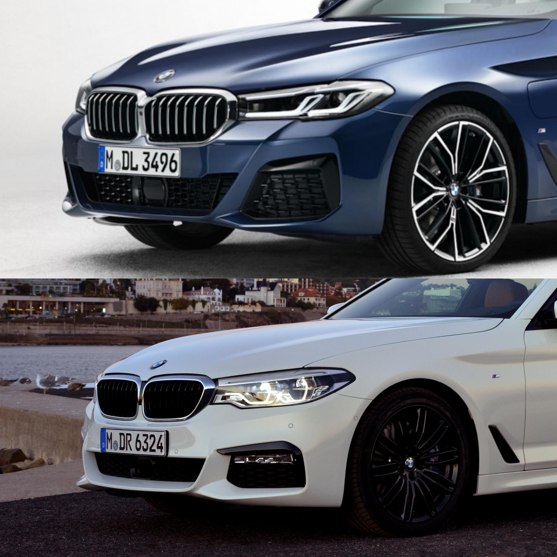 New Concept BMW G30 Lci 2022