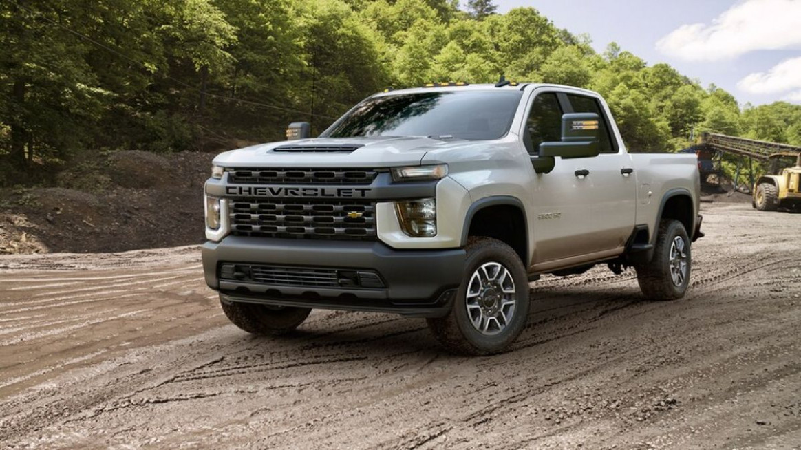 Redesign Chevrolet Pickup 2022