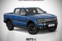 new concept ford ranger 2022