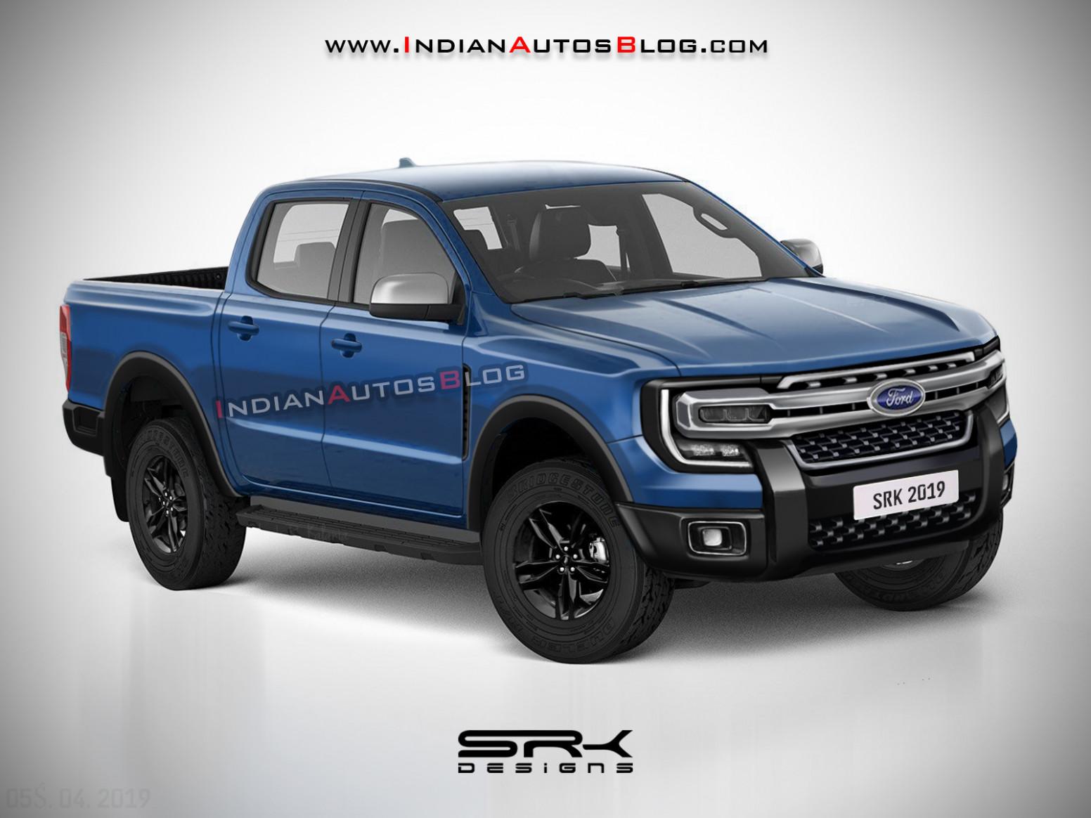 Style Ford Ranger 2022