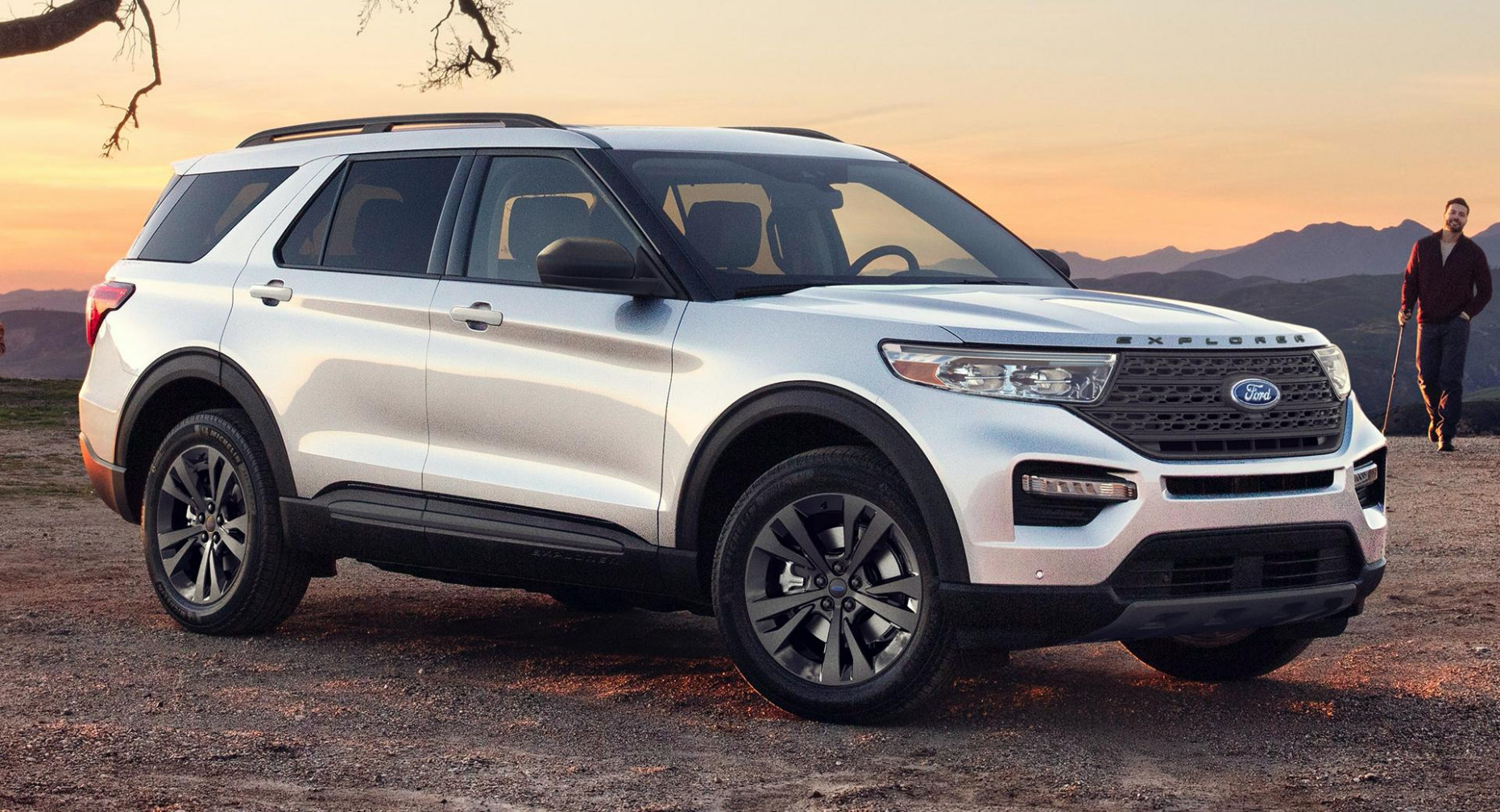 Overview Ford Usa Explorer 2022