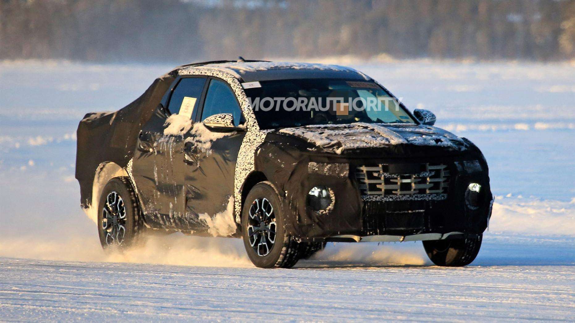 Research New Hyundai Pickup Truck 2022