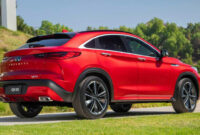 Redesign and Review Infiniti 2022 Suv