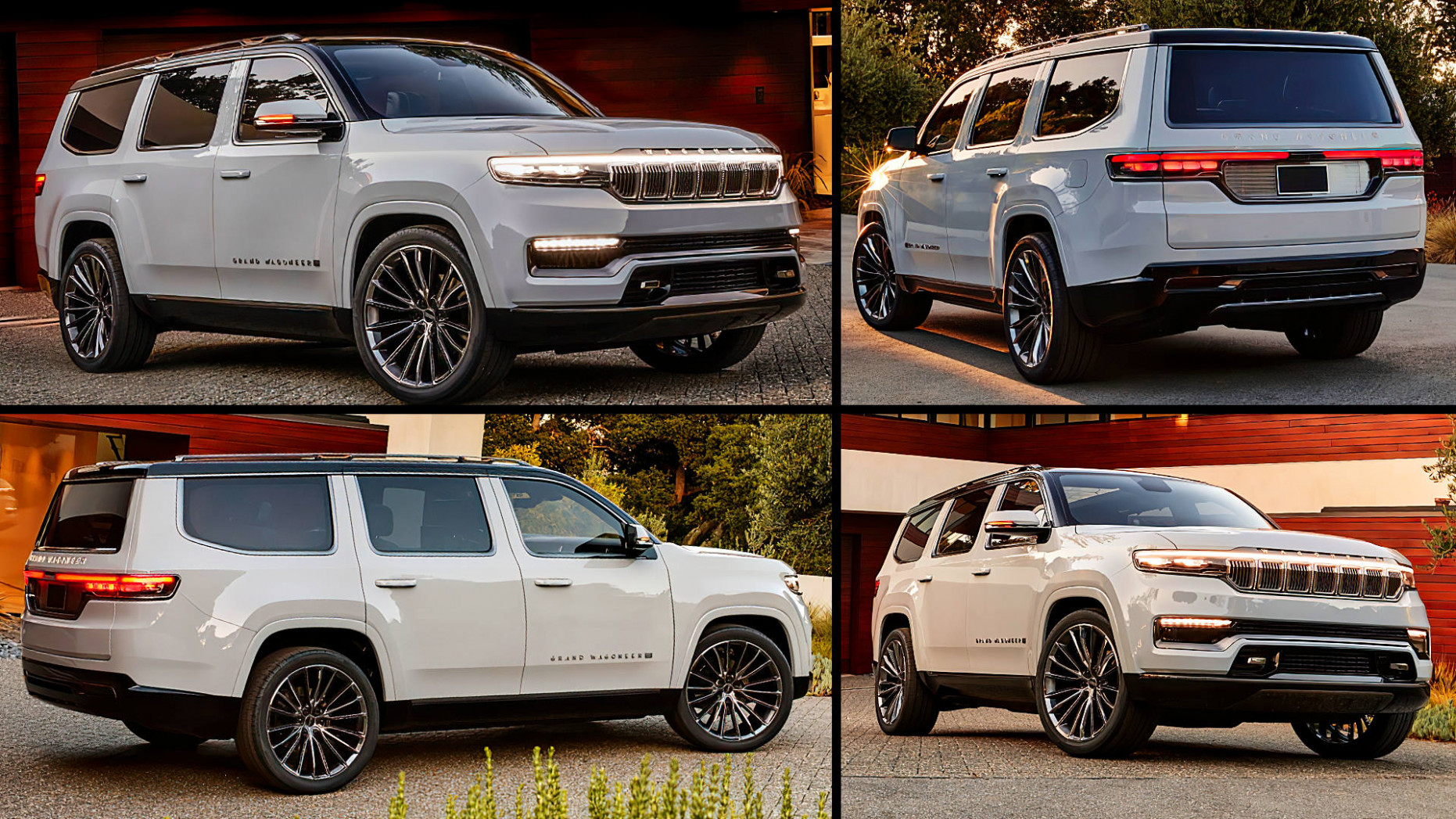 Ratings Jeep Electric 2022