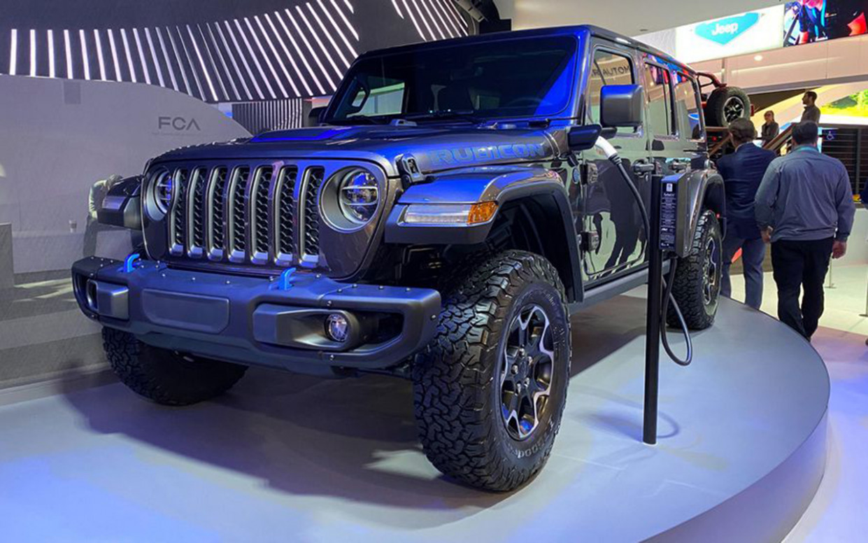 New Review Jeep Jt 2022