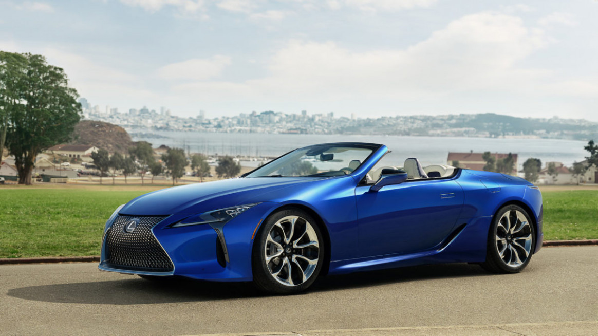 Review and Release date Lexus Lc 2022