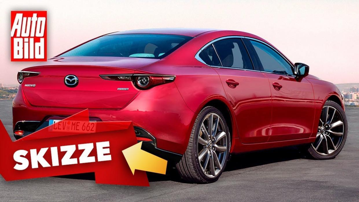 Exterior and Interior Mazda Neue Modelle Bis 2022