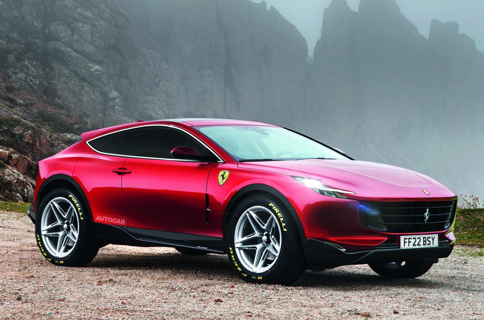 Specs and Review New Ferrari 2022