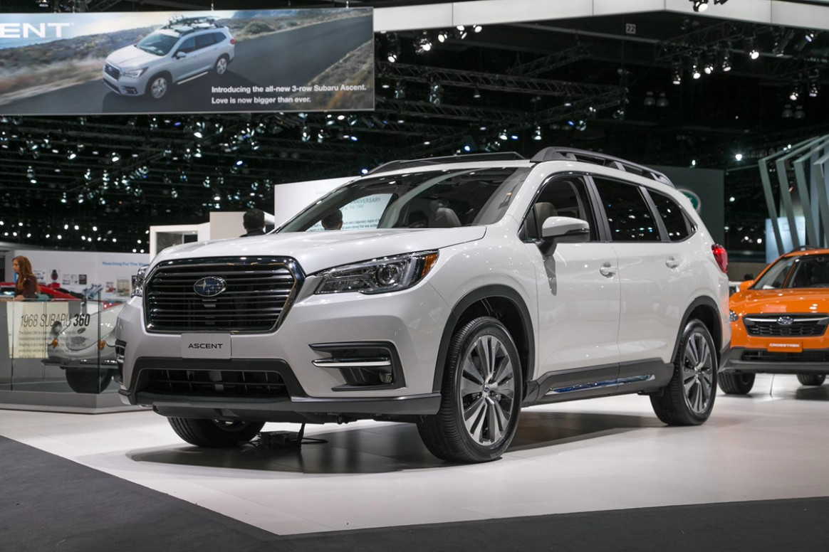 Price and Review Subaru Ascent 2019 Vs 2022