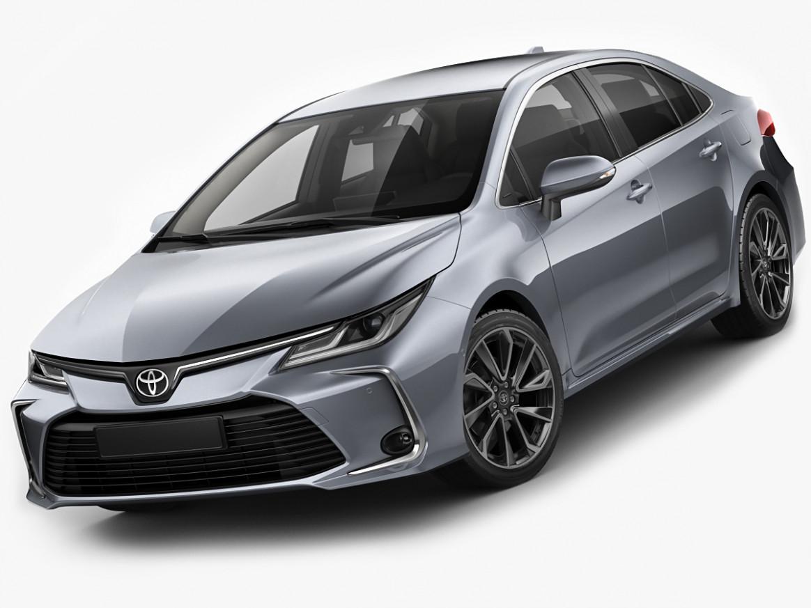 Model Toyota Corolla 2022 Qatar