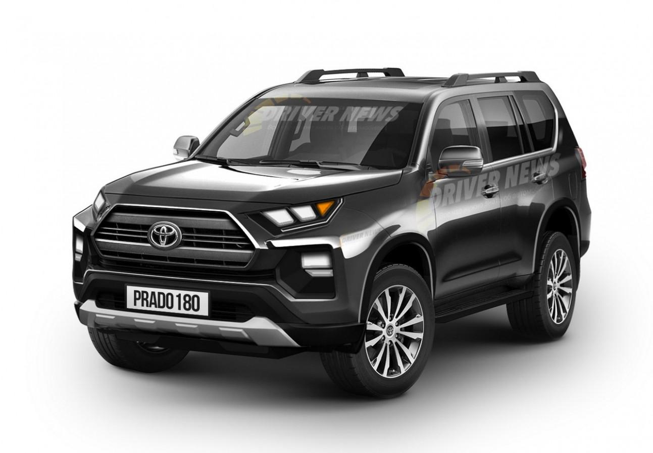 New Concept Toyota Prado 2022