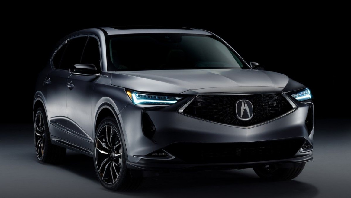 Pictures When Does Acura Release 2022 Models