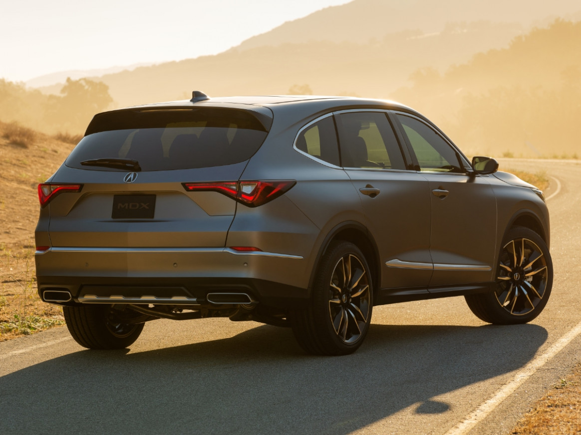 Pricing 2022 Acura Mdx Changes