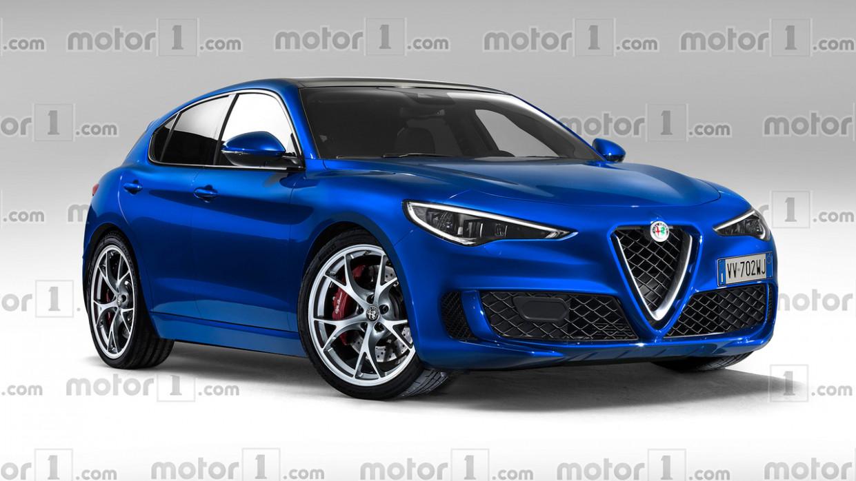 Model 2022 Alfa Romeo Giulia