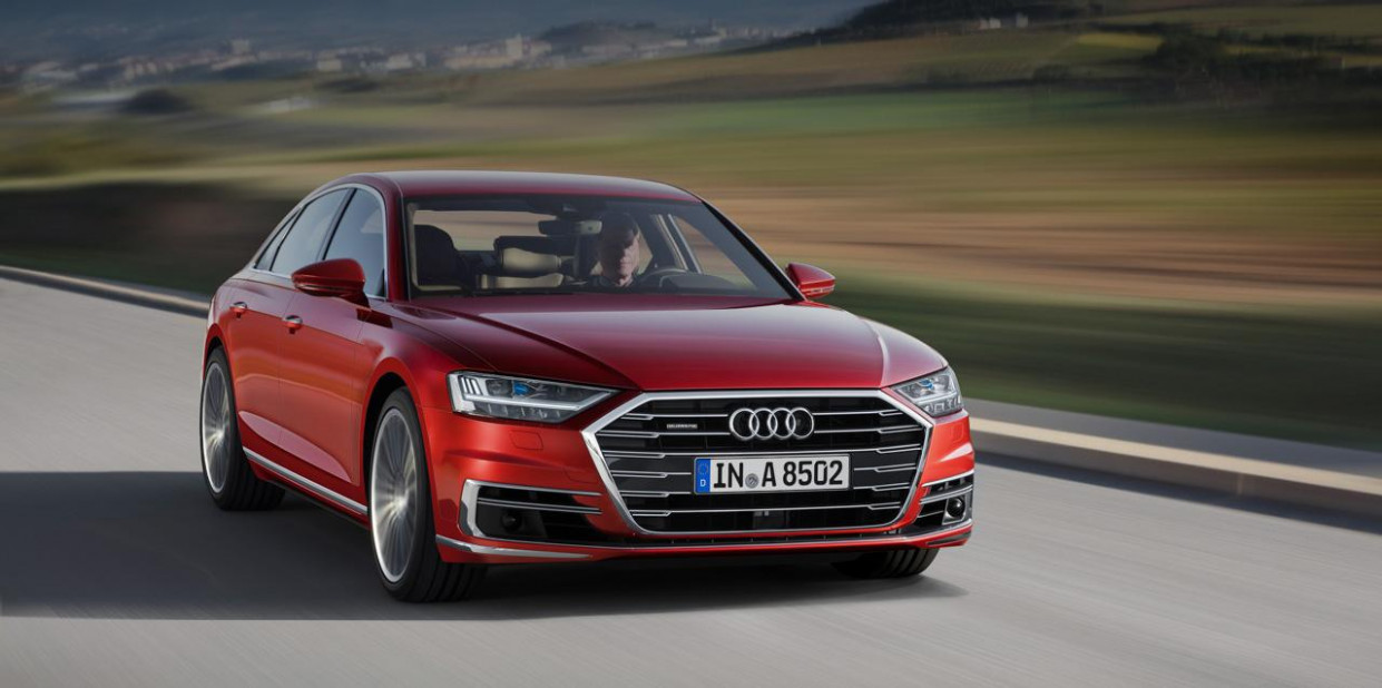 Configurations 2022 Audi A8