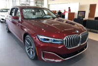 new model and performance 2022 bmw 7 series perfection new