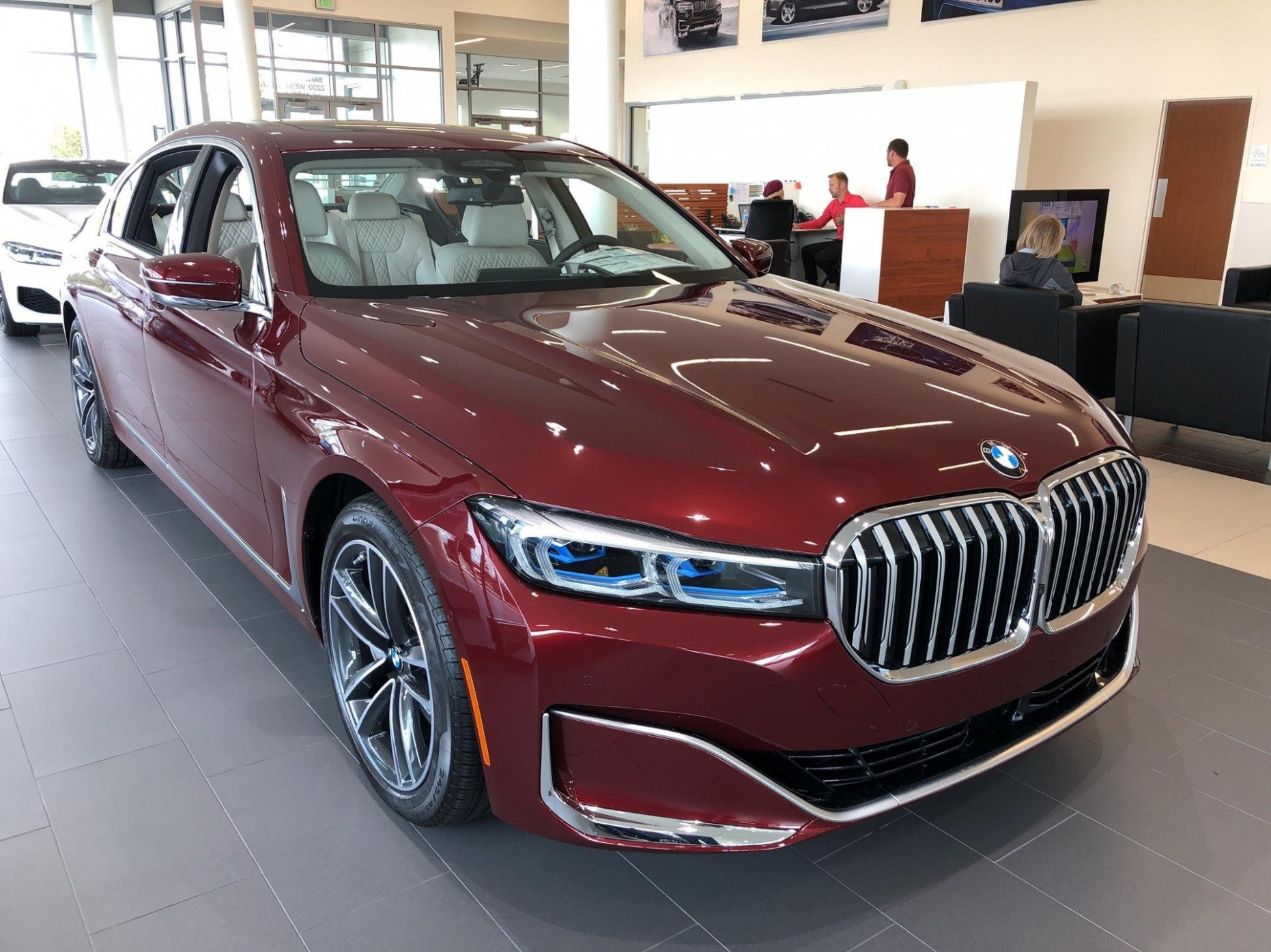 Concept and Review 2022 BMW 7 Series Perfection New