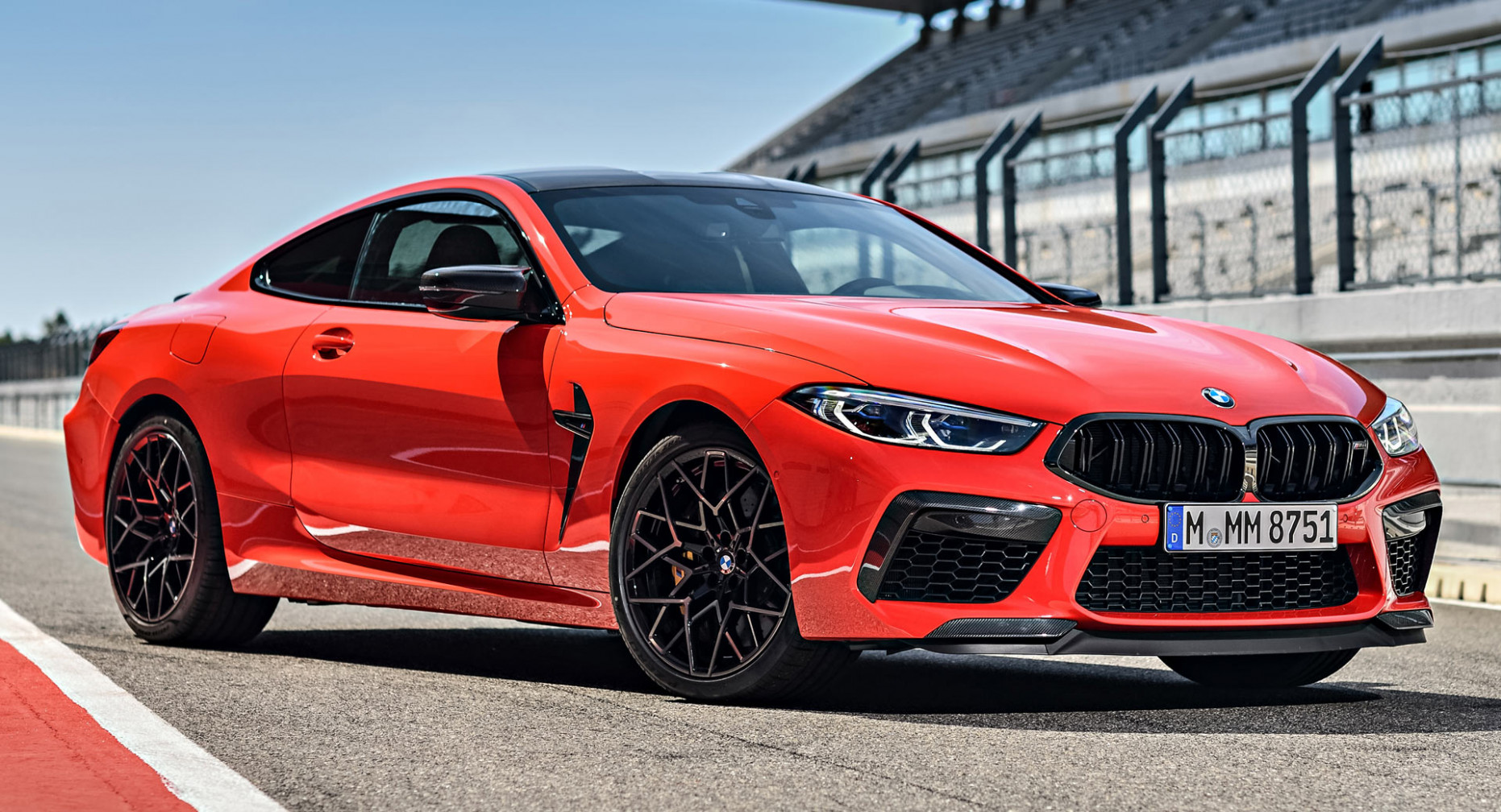 Price, Design and Review 2022 BMW M8