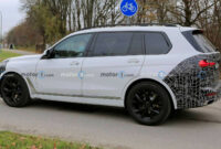 new model and performance 2022 bmw x7 suv