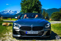 new model and performance 2022 bmw z4