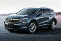 new model and performance 2022 buick enclave interior