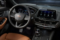 New Model And Performance 2022 Cadillac Ct5 Interior