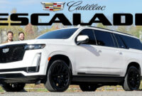 new model and performance 2022 cadillac escalade premium luxury