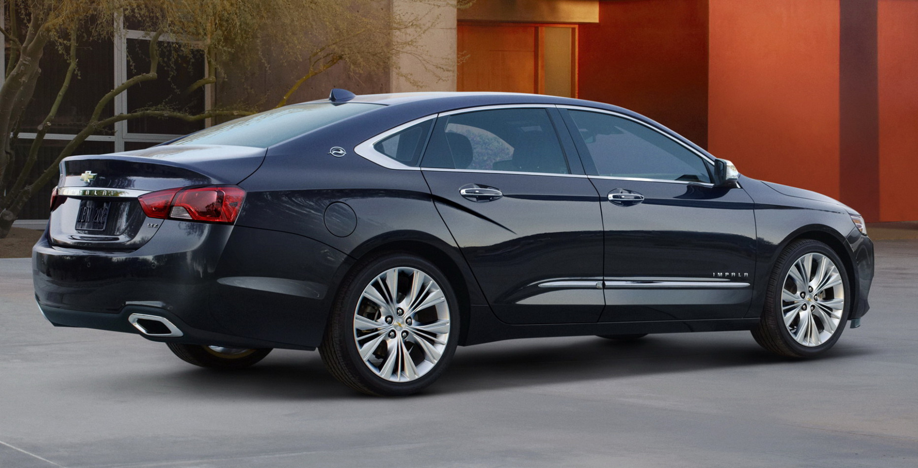 Performance 2022 Chevrolet Impala Ss