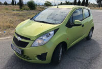 new model and performance 2022 chevrolet spark