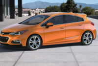 new model and performance 2022 chevy cruze