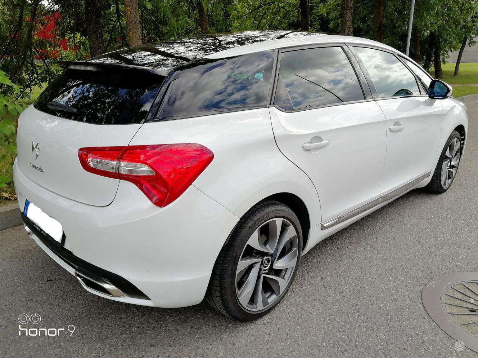 Overview 2022 Citroen DS5