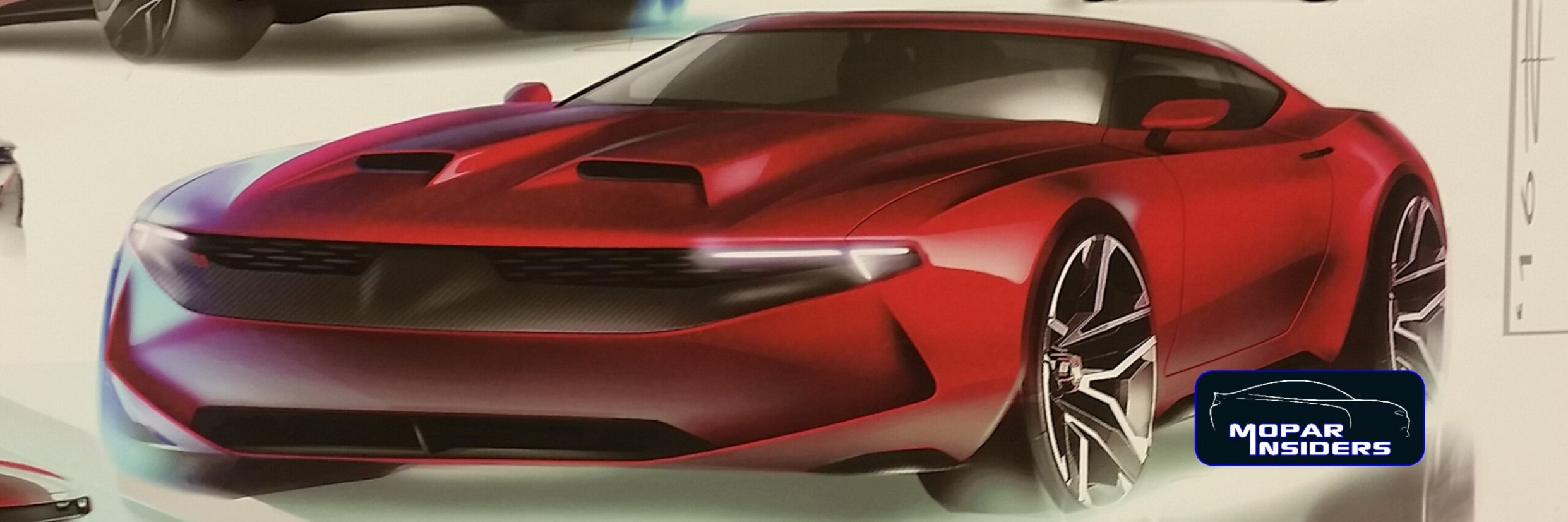 Overview 2022 Dodge Barracuda