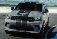 new model and performance 2022 dodge challenger srt