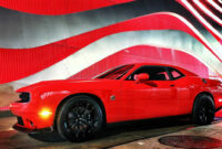new model and performance 2022 dodge challenger