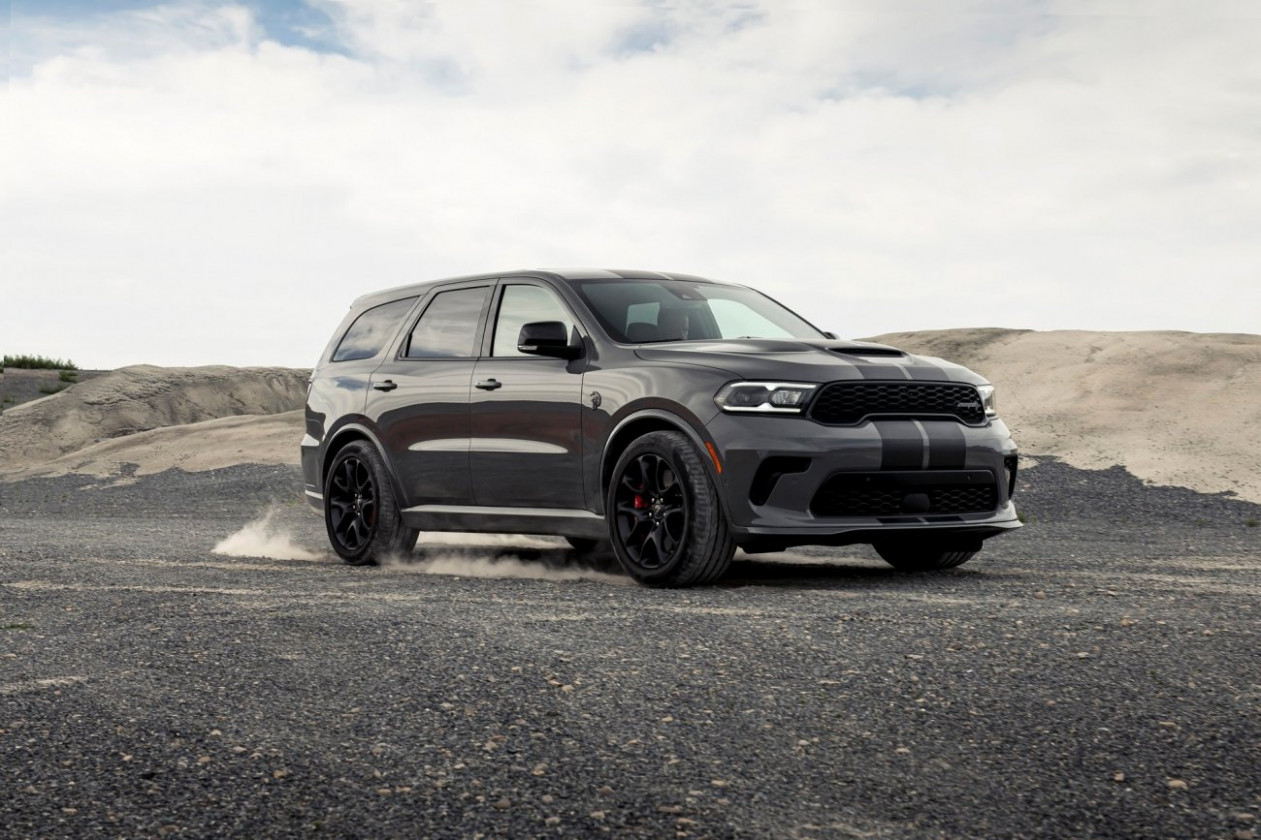 Pricing 2022 Dodge Durango Srt