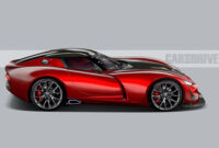 new model and performance 2022 dodge viper