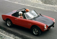 new model and performance 2022 fiat spider