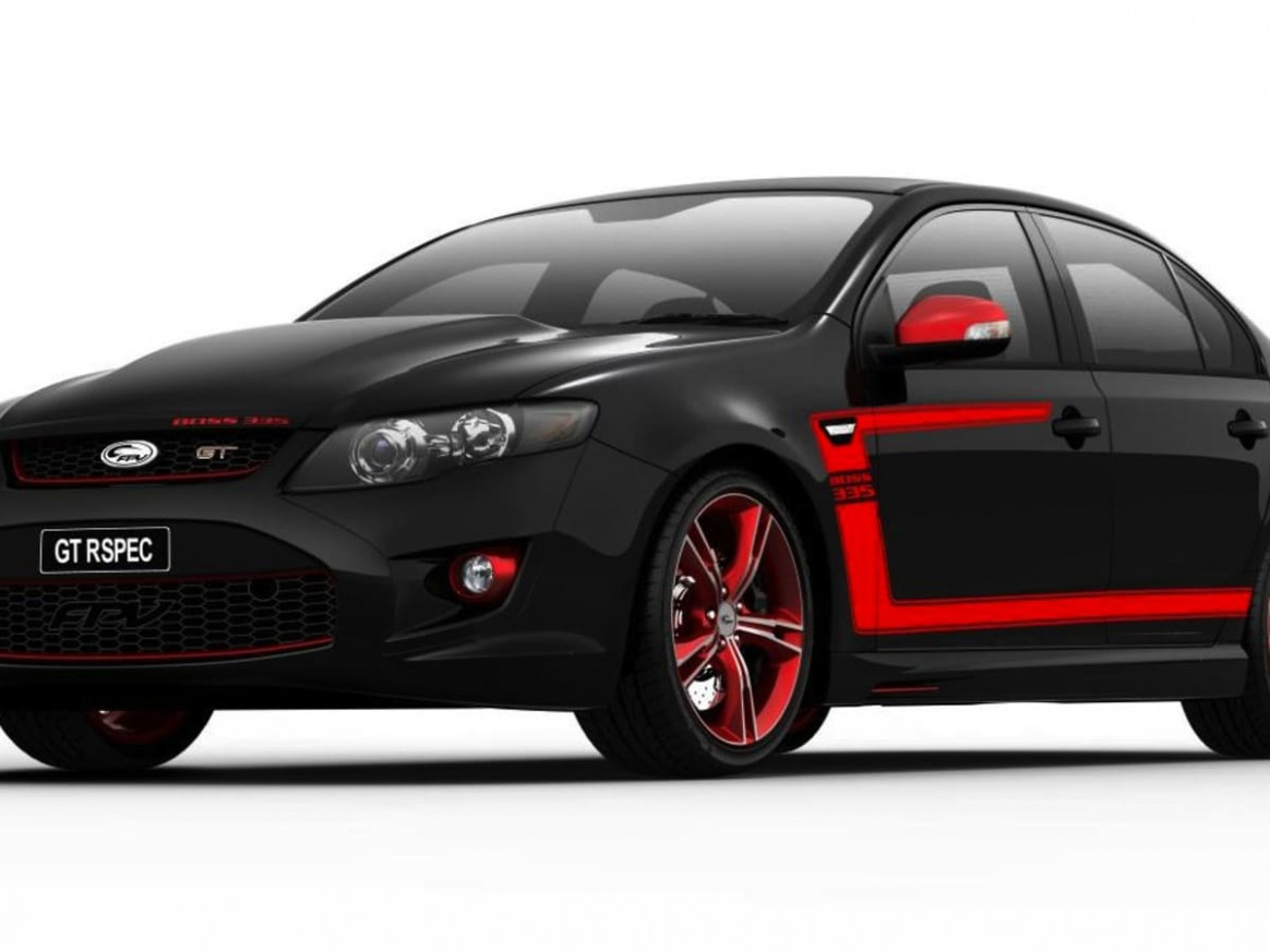 Release Date and Concept 2022 Ford Falcon Xr8 Gt