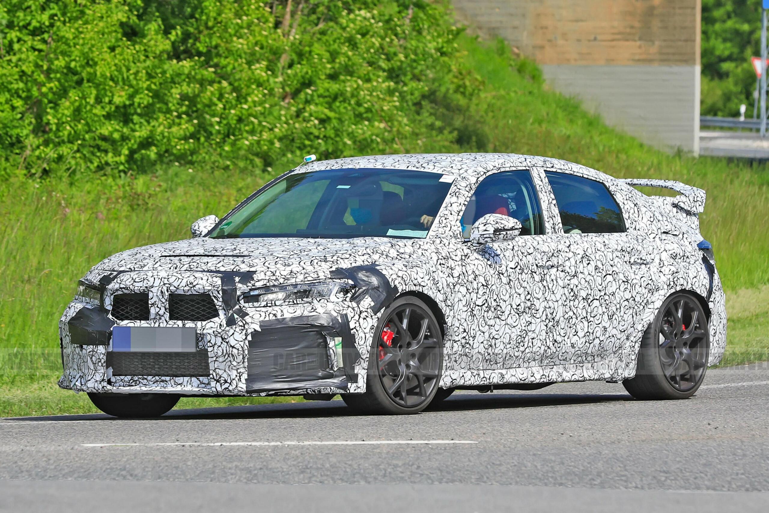 Picture 2022 Honda Civic Type R