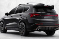 new model and performance 2022 hyundai santa fe n