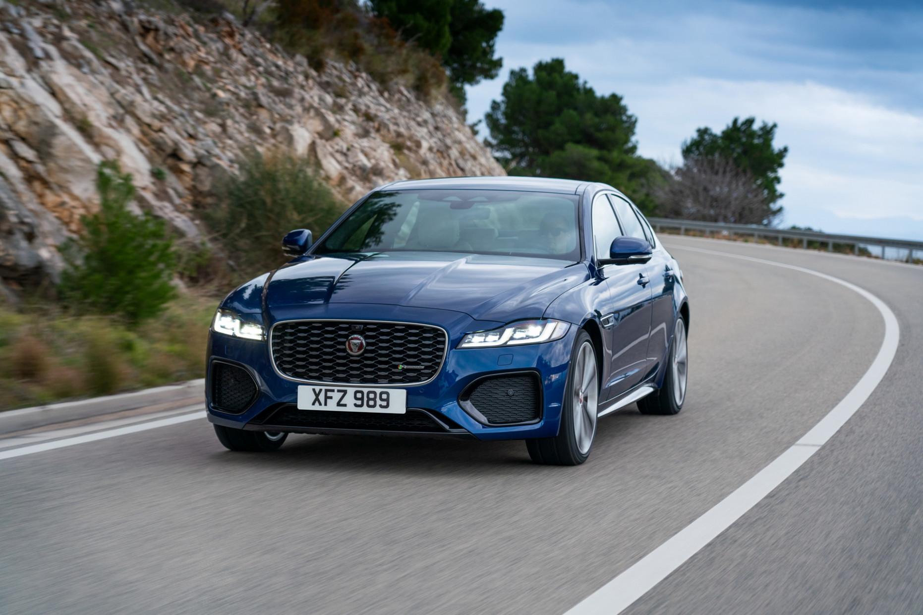 History 2022 Jaguar Xe Review