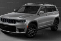 new model and performance 2022 jeep grand cherokee