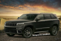 new model and performance 2022 jeep grand cherokee srt8