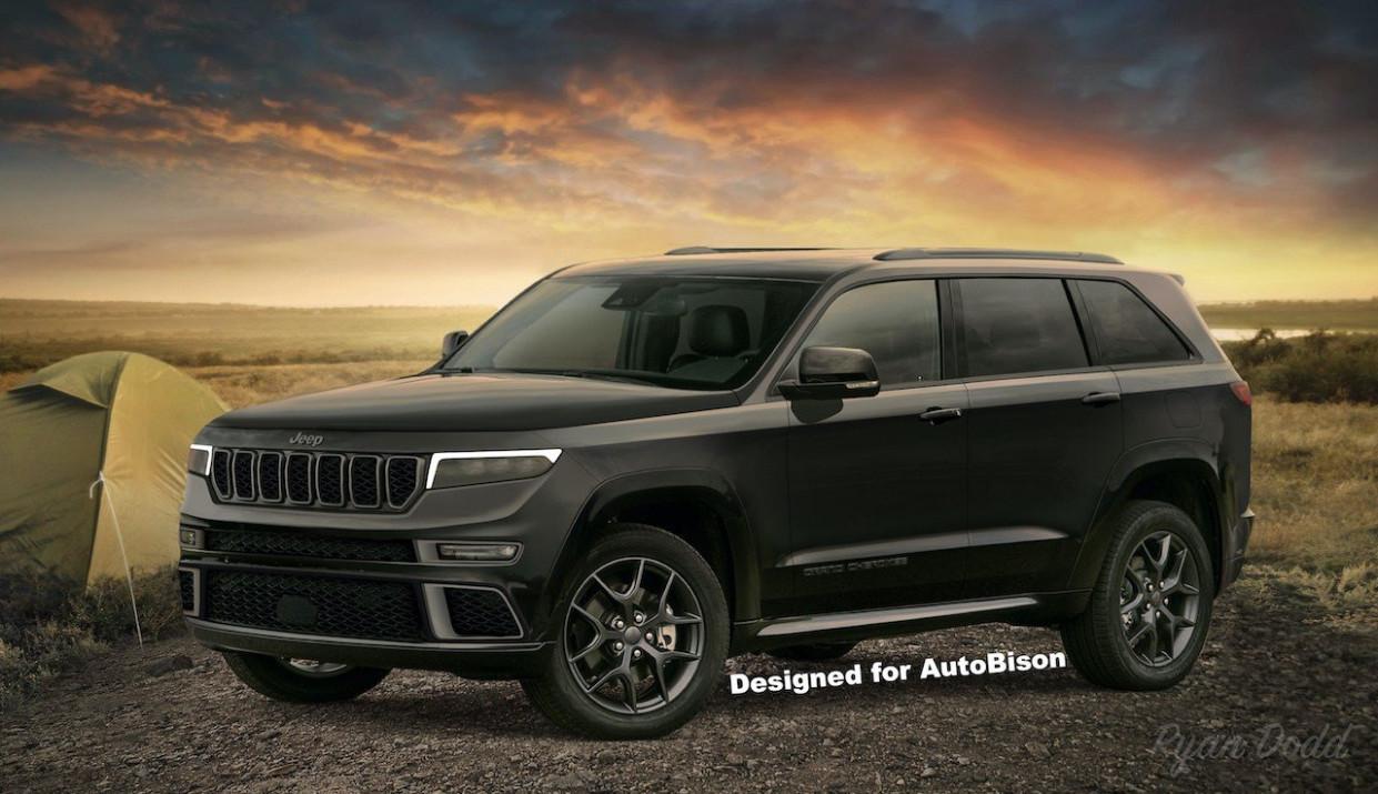 Rumors 2022 Jeep Grand Cherokee Srt8
