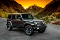 new model and performance 2022 jeep wrangler unlimited