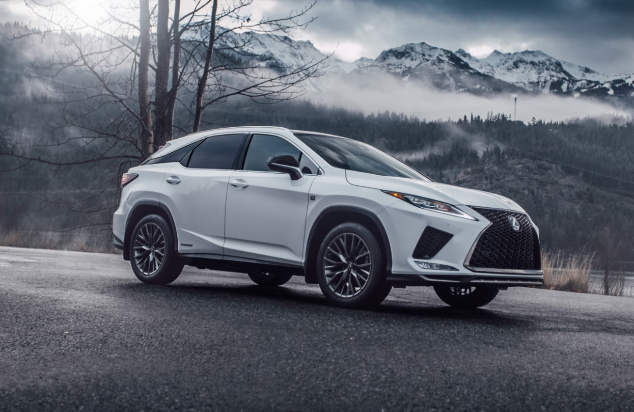 Redesign and Review 2022 Lexus RX 450h