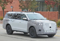 new model and performance 2022 lincoln navigator